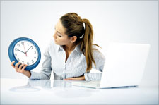 Eliminate all disruptive interventions during working hours