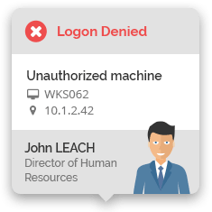 Logon Denied