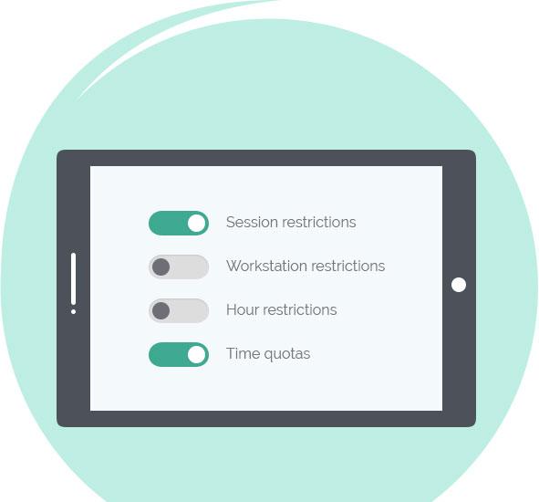 Adjust user access control rules