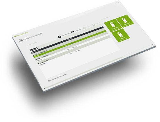 Audit centralisé des fichiers