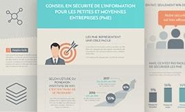 Conseil en sécurité de l'information pour les petites et moyennes entreprises (PME)