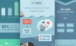 IT Teams Remote Work Stress