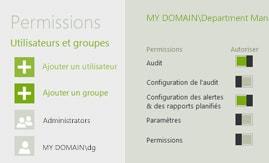 Une astuce pour améliorer la sécurité des fichiers: la délégation aux utilisateurs