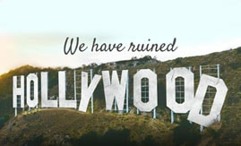 IS Decisions ruins Hollywood