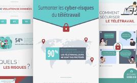 Surmonter les cyber-risques du télétravail