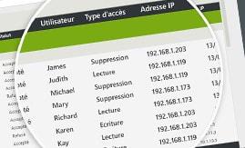 Comment trouver les derniers fichiers modifiés/consultés sur votre partage de fichiers Windows ?