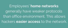 Unsafe Wi-Fi networks