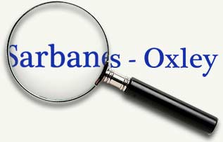 Sarbanes-Oxley Act Compliance Logo